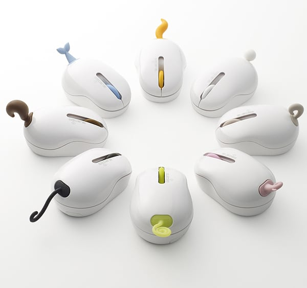 Wireless mouse Oppopet Mouse -
