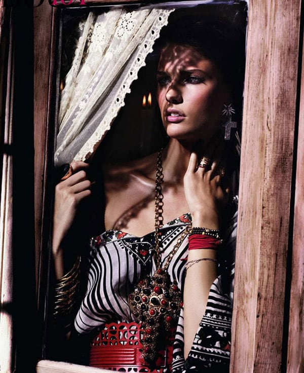 Kendra Spears by Giampaolo Sgura for Vogue Paris February 2012 -vogue Paris, photo session, Giampaolo Sgura
