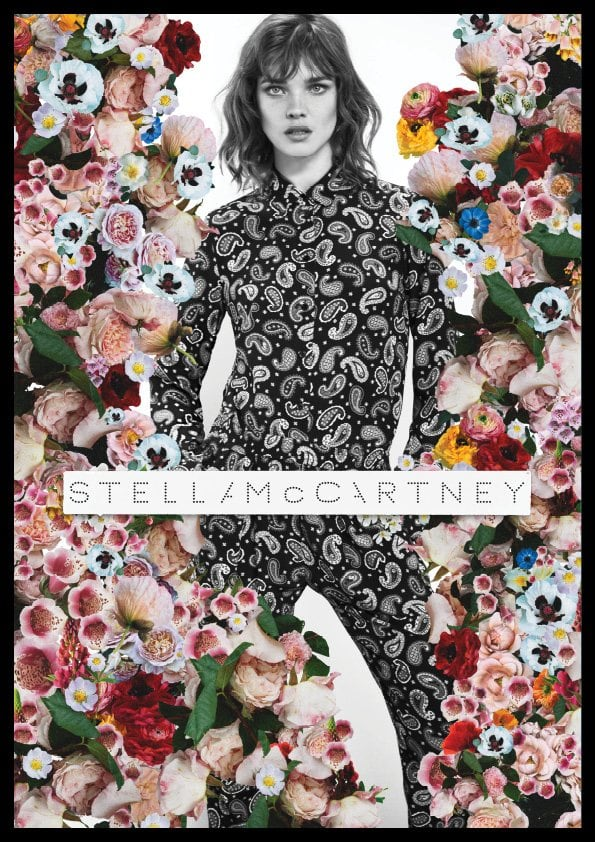 7fc9e stella mccartney4 - Natalia Vodianova for Stella McCartney Spring 2012 Campaign by Mert & Marcus