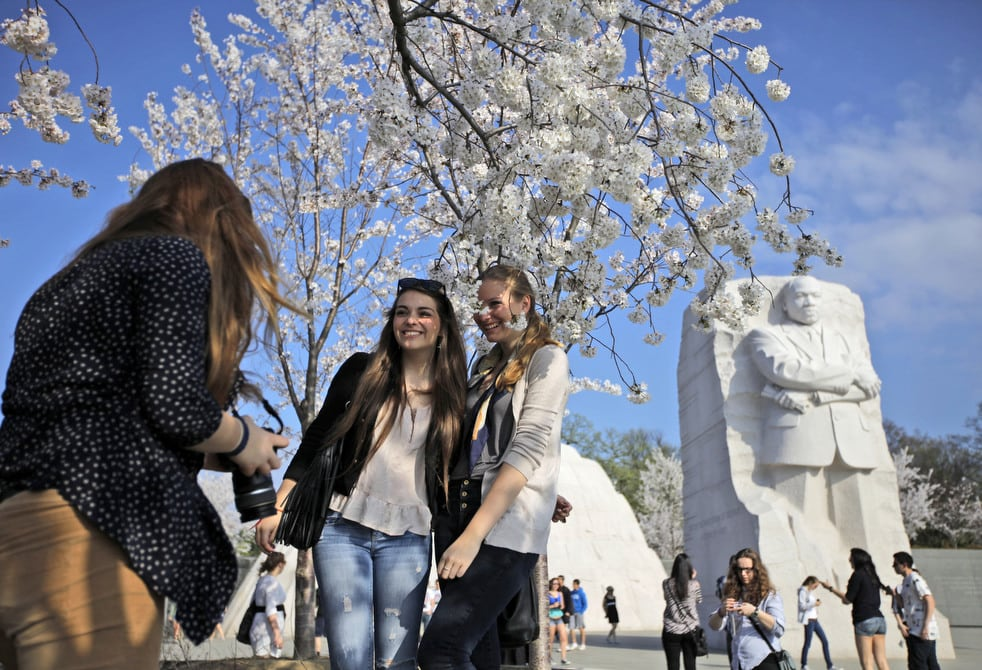 cherry d National Cherry Blossom Festival celebrates 100 years