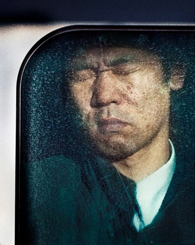 Michael Wolf: Tokyo Compression -Tokyo, photo-series, japan