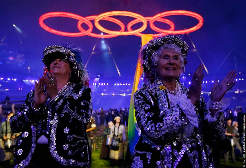 London2012 21 Opening Of The XXX Olympic Games