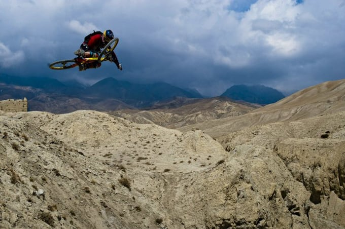 Where the Trail Ends -red bull, movie, mountains