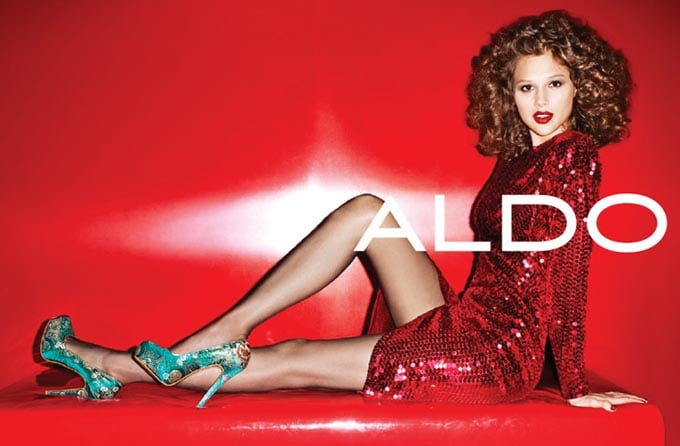 Anais Pouliot for Aldo by Terry Richardson -terry richardson, photo-shoots, models, fashion-photographer, advertising campaigns