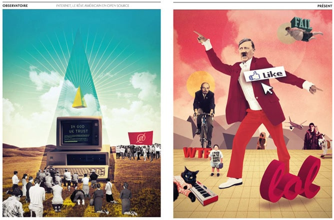 Illustrations by Julien Pacaud
