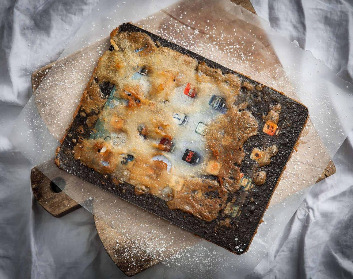 Deep Fried Gadgets by Henry Hargreaves -photo-series, gadgets