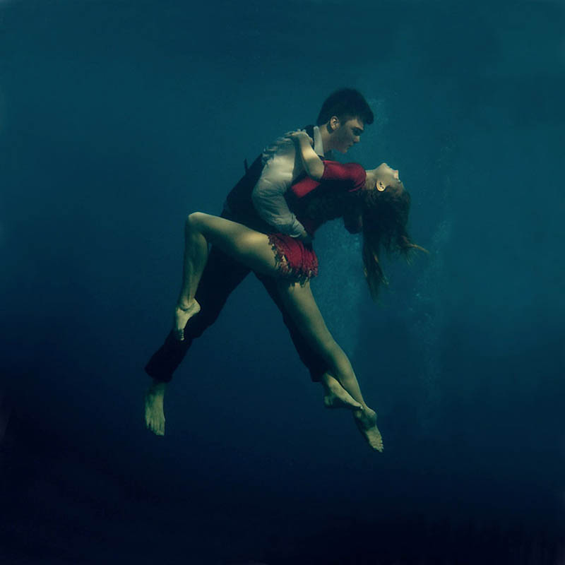 Under Water Tango by Katerina Bodrunova