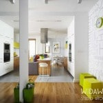 Nice Apartment by Widawscy Studio Architektury
