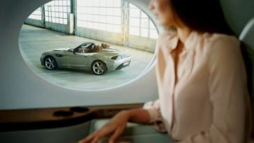 BMW Zagato Roadster -vehicle, car, BMW