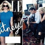 Britney Spears Elle October 2012 Cover