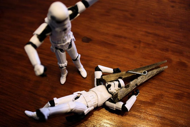 18 1 - What Stormtroopers Do On Their Day Off