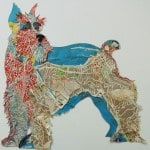 Peter Clark Dog Collages