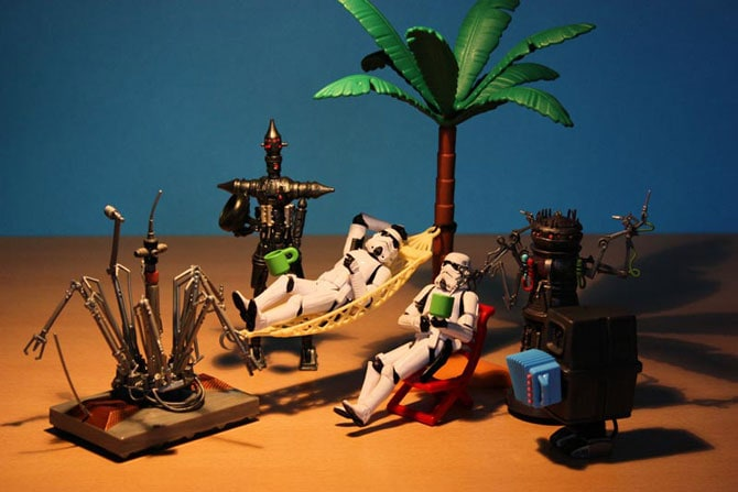 20 1 - What Stormtroopers Do On Their Day Off