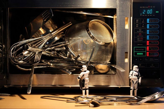 3 5 - What Stormtroopers Do On Their Day Off