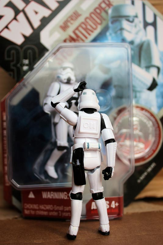 9 5 - What Stormtroopers Do On Their Day Off