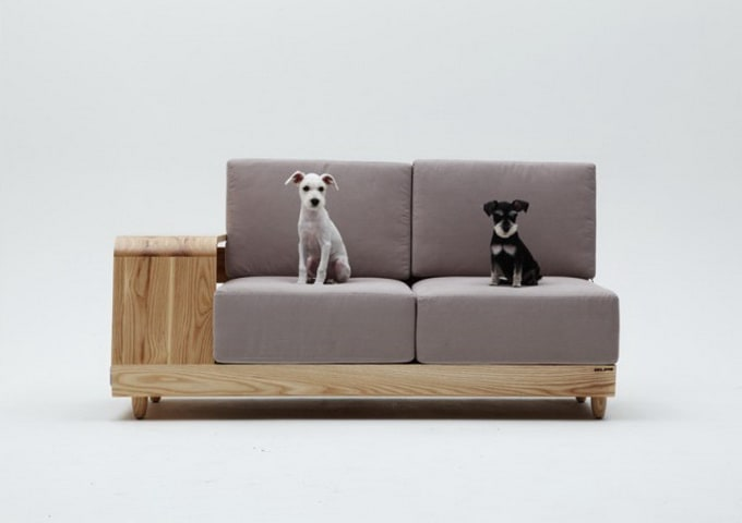 The Dog House Sofa by Seungji Mun -dogs