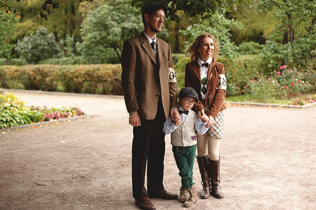 Tweed Ride MOSCOW -