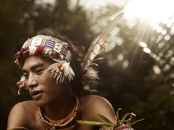 140 - Deep in the Jungle with the Mentawai tribe, Siberut, Indonesia - Joey Lawrence