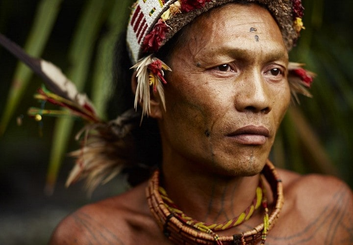 Deep in the Jungle with the Mentawai tribe, Siberut, Indonesia - Joey Lawrence