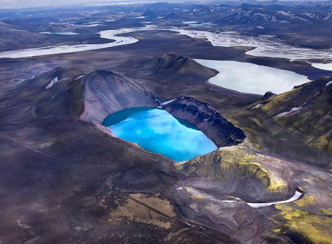 Andre Ermolaev 1 - Aerial Photographs of Iceland by Andre Ermolaev