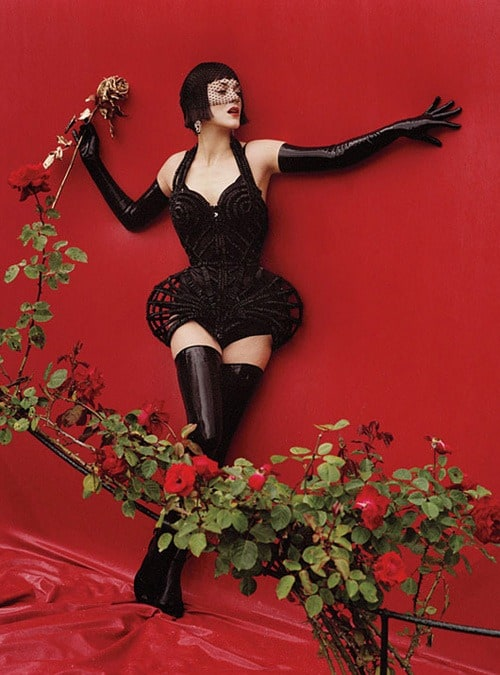 Tim Walker Shoots Marion Cotillard For W Magazine -W Magazine, Tim Walker, photo session, Marion Cotillard
