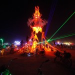 "Burning Man 2012 ""Fertility 2.0″ Arts and Music Festival"