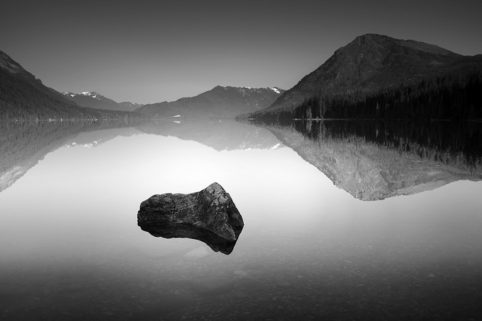 Photographer Sparth -photographer, black and white