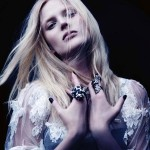 Anne Vyalitsyna Poses for Ben Hassett in Numéro