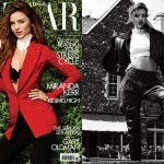 Miranda Kerr Riding Crop Delicious in Harper's Bazaar