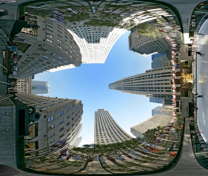 """Looking Up"" Panoramic Photos by Brent Townshend -"