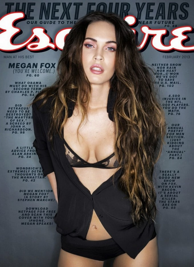 MeganFoxEsquire 20201301 - Megan Fox for Esquire US 2013