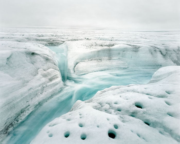 Greenland's Beautiful Landscapes by Olaf Otto Becker