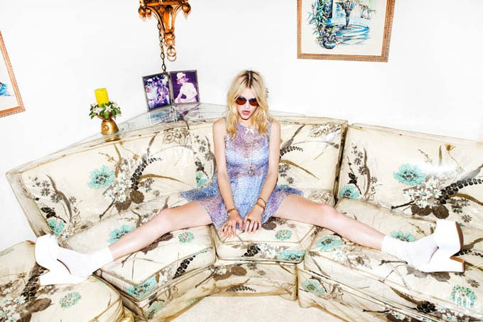 lovelemonsspringsummer2013campaign19 - Ashley Smith Fronts For Love & Lemons' Spring 2013 Campaign