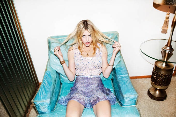 lovelemonsspringsummer2013campaign32 - Ashley Smith Fronts For Love & Lemons' Spring 2013 Campaign