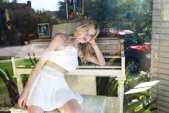 lovelemonsspringsummer2013campaign9 - Ashley Smith Fronts For Love & Lemons' Spring 2013 Campaign