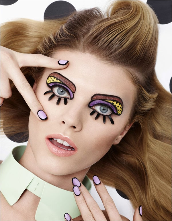 Maryna Linchuk for Vogue Japan -Vogue Japan, photo session
