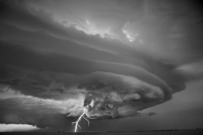 stormy skies by mitch dobrowner 04 - Mitch Dobrowner Photographs Of Storms