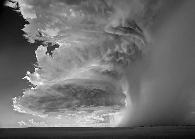 stormy skies by mitch dobrowner 07 - Mitch Dobrowner Photographs Of Storms