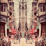"""China in a Mirror"" by Atelier Olschinsky"