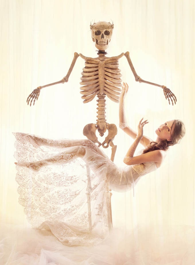 """""""Love to the Grave"""" -models"""
