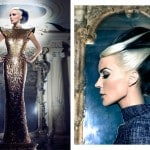 Daphne Guinness in Hong Kong Tatler