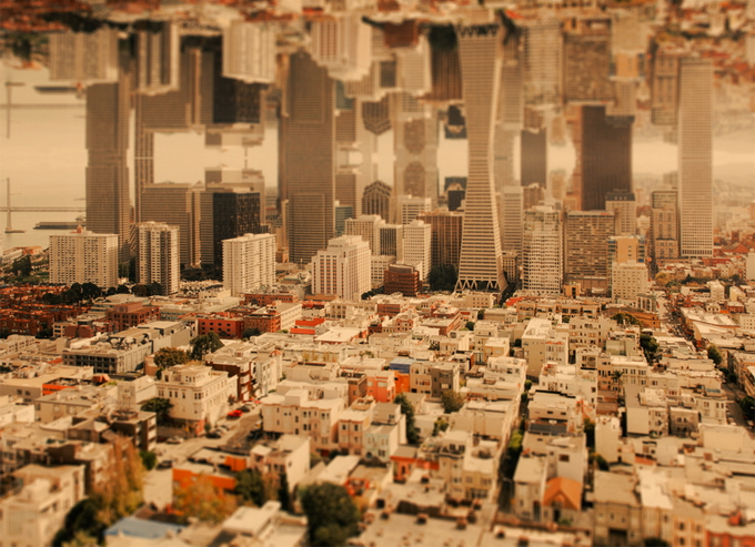 """""""Accession"""" by Ben Thomas -collages, architecture"""