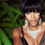 Naomi Campbell Wigs Out For Vogue Brazil