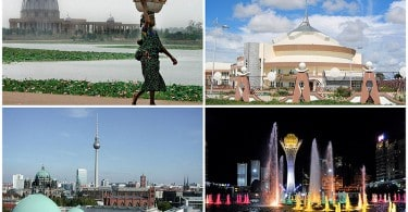 10 World's Youngest Capitals