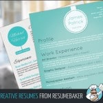 Brilliant New Resume Design Service by ResumeBaker.com