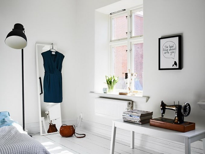 Scandinavian Interior Design -sweden, minimalistic, interior