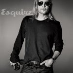 Stylish and brutal Brad Pitt for Esquire