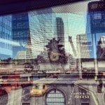 New York City + London: double exposure photos by Daniella Zalcman
