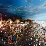 "Photo project ""Day to Night"" by Stephen Wilkes"