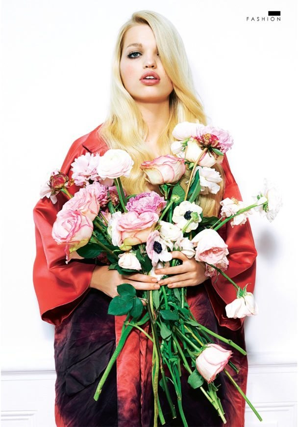 Daphne Groeneveld for The Sunday Times Style -photoshoot, photographer, models, model, Eric Guillemain, Daphne Groeneveld